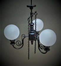 Dolls House Gas Pendant lighting