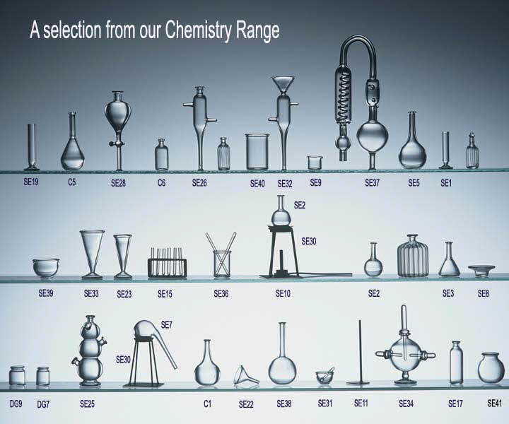 Miniature Chemistry equipment