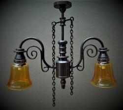 Dolls House Gas Pendant lighting