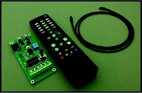 Dollshouse Flicker unit and remote